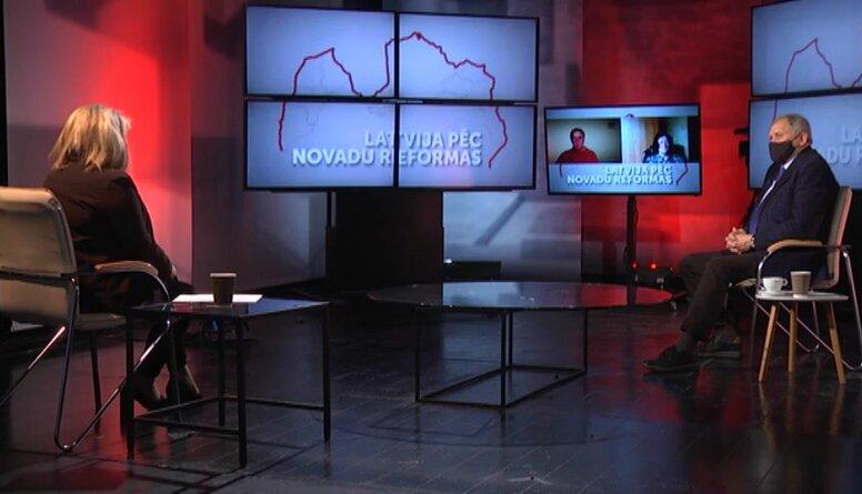 31.03.2021 Latvija pēc novadu reformas 2. daļa