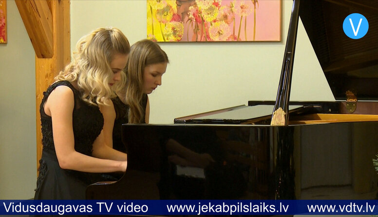 14.01.2020 Klavieru duets