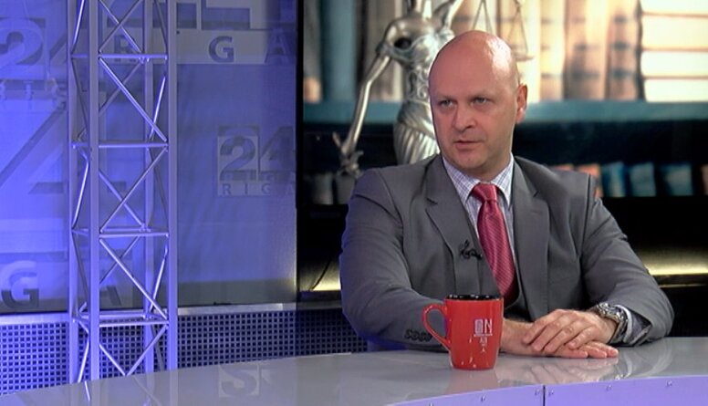 Dmitrijs Skačkovs par likumprojektu ierobežot tiesu debašu ilgumu