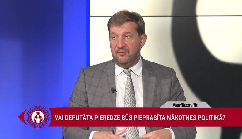 Klementjevs: Arī opozīcijas deputātiem ir iespēja realizēt savas idejas