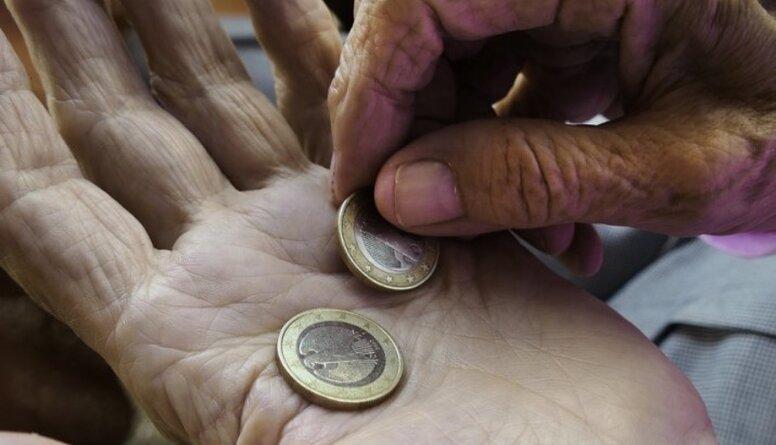 Pensijas kā nabadzības pabalsts - pensiju skumjā nākotne?