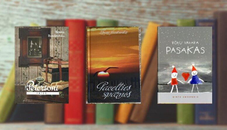 Grāmatas, ko iesaka Inese Krūmiņa