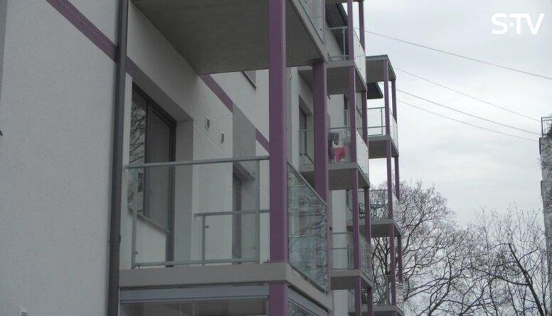 Vai ir vērts pirkt mājokli būvniecības stadijā?
