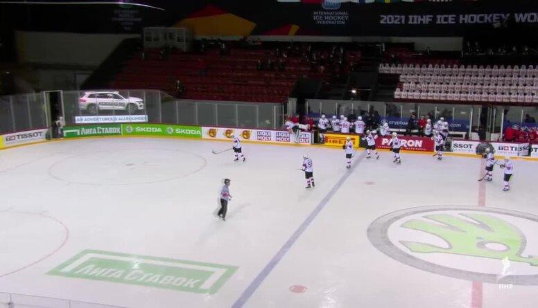 Spilgtākie momenti: Baltkrievija pret Šveici