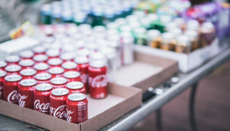 Cels akcīzes nodokli saldinātajiem dzērieniem