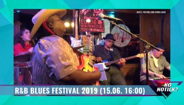 R&B Blues Festival 2019