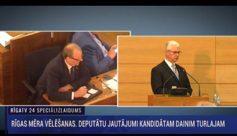Speciālizlaidums: Rīgas mēra vēlēšanas 3. daļa