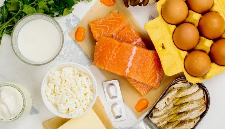 Uzzini, kuros produktos atrodams D vitamīns!