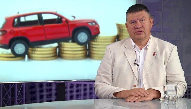 Aigars Kalvītis par autotransporta nodokļa palielināšanu