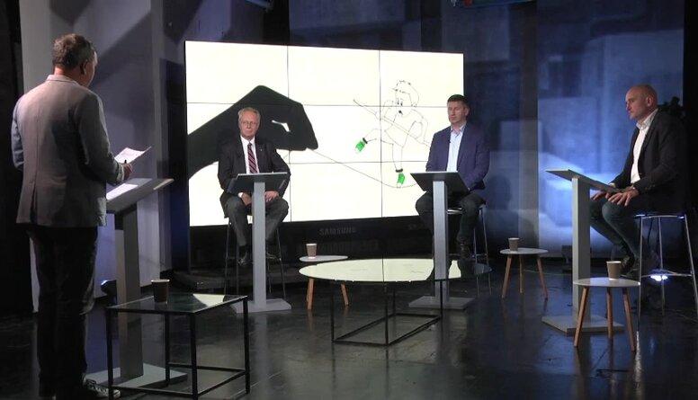 Vjačeslavs Dombrovskis: Šī ir nevakcinēto pandēmija