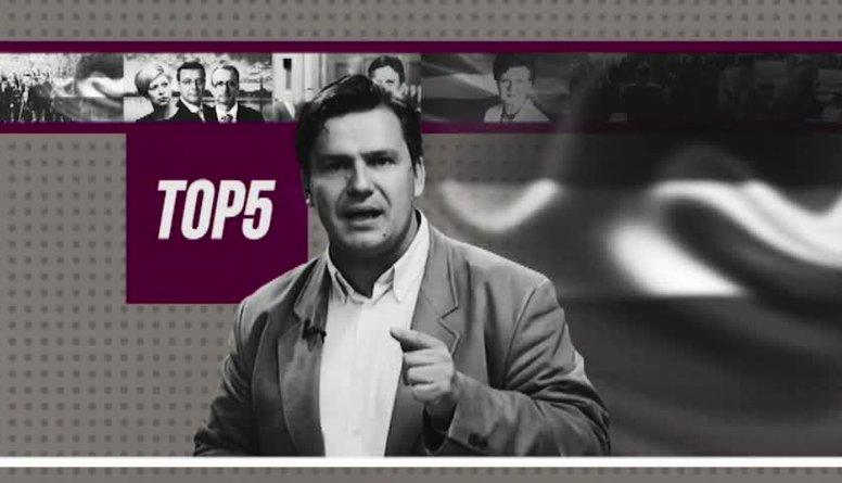 01.11.2017 Ziņu top 5
