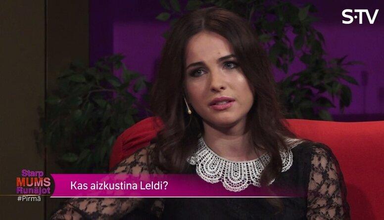 Kāpēc Lelde Dreimane sākusi raudāt kāzās?