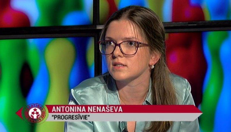 """Ņenaševa par Saskaņas darbu: """"Urbanovičs pasaka kā jābalso un visi balso!"""""""