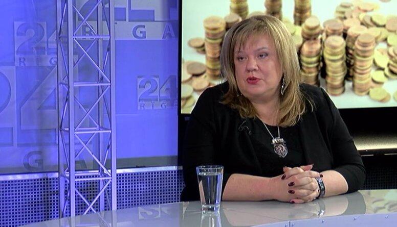 Valsts kontroliere Elita Krūmiņa par valsts pārvaldes atalgojuma sistēmas reformu