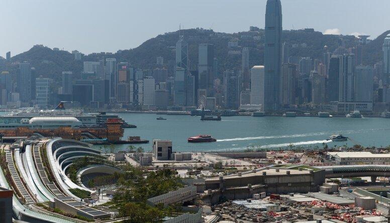 Ar ko īpaša ir Honkonga?
