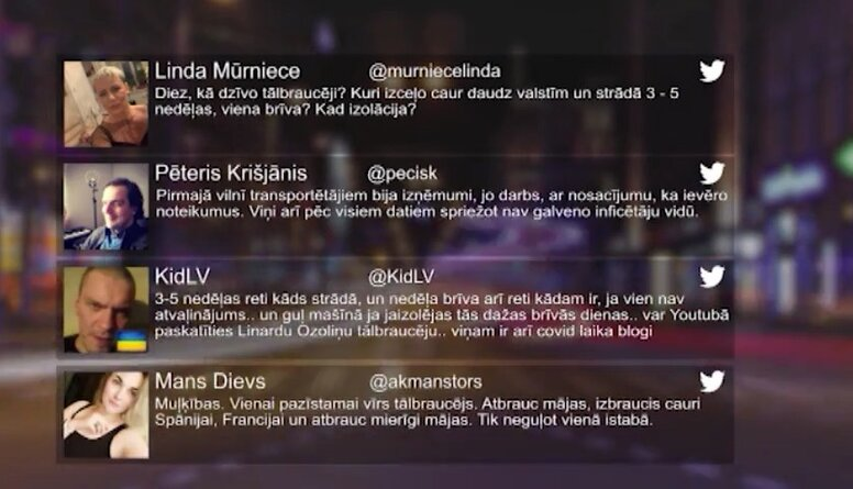 Tvitersāga: Covid-19 un pašizolācija