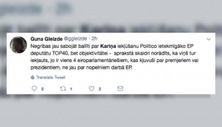 Tvītotāji par opozīcijas pieprasīto Kariņa demisiju