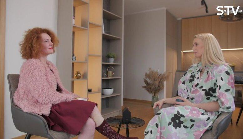 Ieva Brante par palīdzību citiem - Dzīve nebeidzas ar tavas istabas sienām un darba telpām
