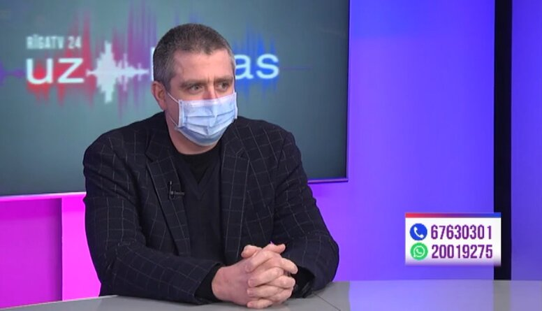 Politologs komentē premjera piedāvājumu palīdzēt Igaunijai ar Covid-19 pacientiem
