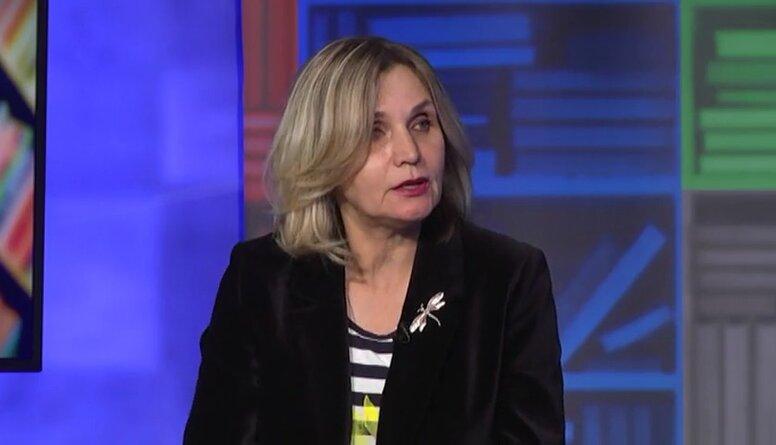 Šmeļkova: Arguments, ka tu krāj pensijai, nestrādā
