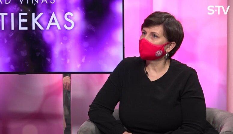 Ilze Viņķele: Man bija bail novecot