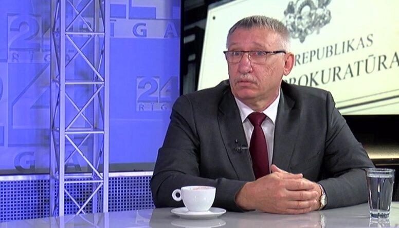 Kalnmeiers: Tiesu sistēma Latvijā visu laiku ir bijusi pabērna lomā