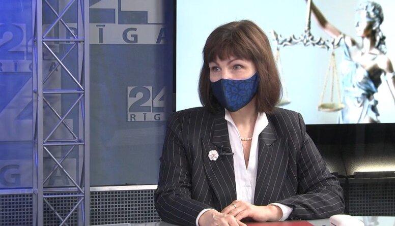 Sanita Osipova par vakcinācijas procesu, priekšrocībām vakcinētajiem un cilvēka brīvību