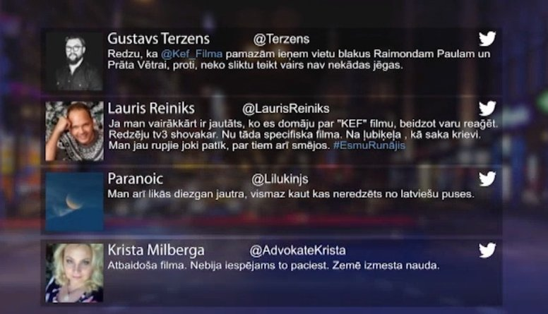 Tvitersāga: Kriminālās ekselences fonds