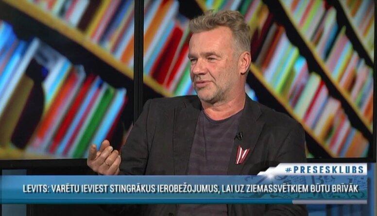 Zaržeckis: Ļoti liels inficēšanās riska faktors ir slikti vēdinātas telpas