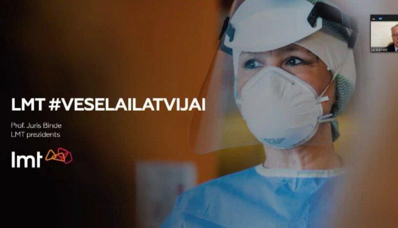 Speciālizlaidums: Trīs lielās slimnīcas kopā ar LMT digitalizē savu darbību