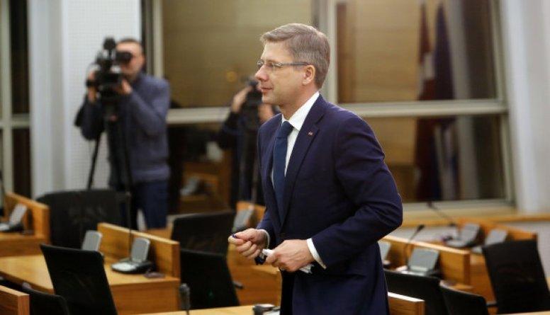 Ušakovs tiks ievēlēts EP, ir pārliecināts Mareks Gailītis