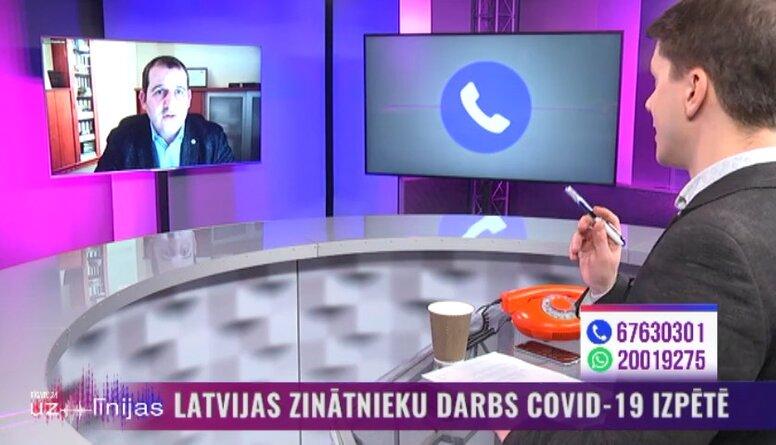Putnu gripas izplatība Latvijā
