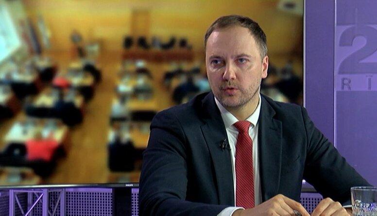 Vai Ģirģens būs mēra amata kandidāts Rīgas domes ārkārtas vēlēšanās?