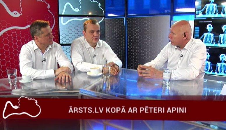 29.05.2017 Ārsts.lv kopā ar ārstu Pēteri Apini