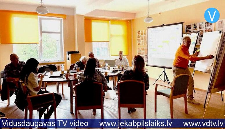 Vidusdaugavas NVO centrs stiprina nevalstisko organizāciju sektoru