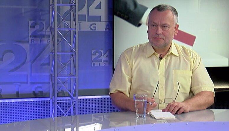 Bijušais CVK vadītājs Cimdars apsver iespēju iesaistīties politikā