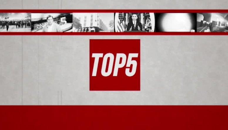 18.01.2017 Ziņu top 5