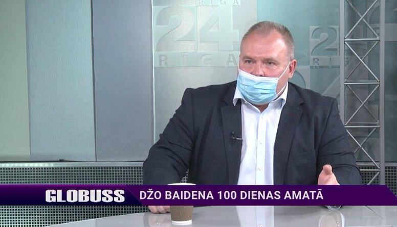 Rublovskis: Tramps ar saviem 75 miljoniem vēlētāju nav nekur pazudis