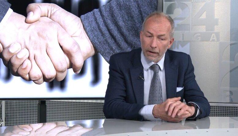 Lauris Liepa komentē četru ministru nomaiņu valdībā