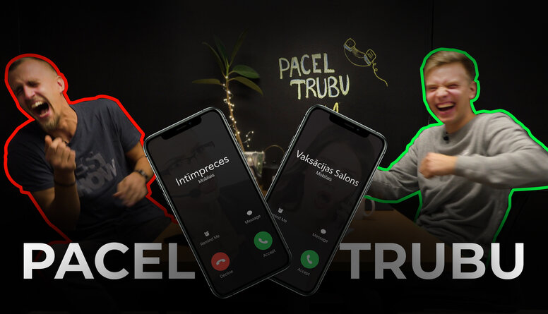 "26.11.2019 Ghetto Comedy ""Pacel Trubu"""