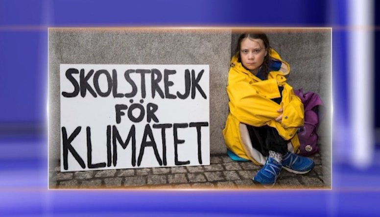 Iedvesmojošā klimata aktīviste Grēta Tūnenberga. Kas viņa ir?
