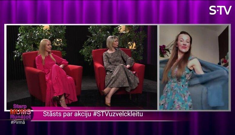 Kāpēc aktrise Maija Doveika uzskata, ka sievietei ir nepieciešams nēsāt kleitas?