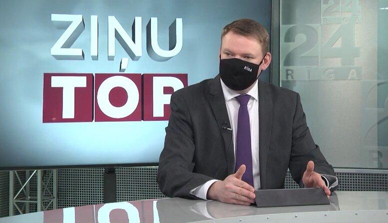 Jaunā Rīgas domes koalīcijas līguma noslēgšana