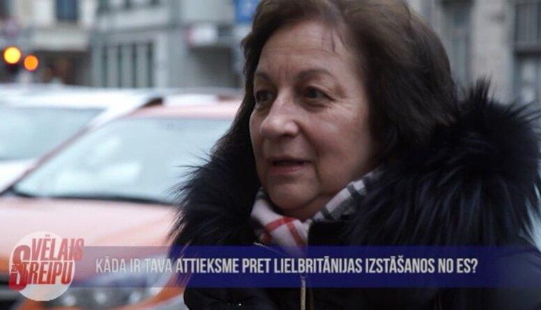Iedzīvotāju attieksme pret Lielbritānijas izstāšanos no Eiropas Savienības
