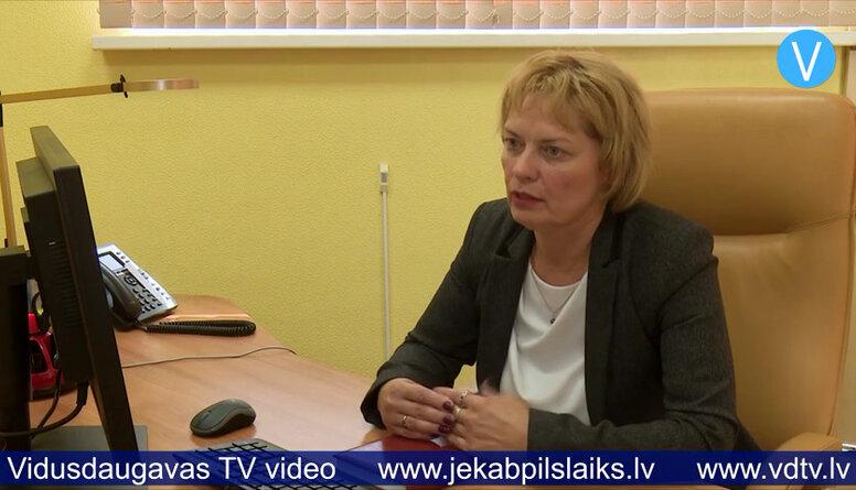Jēkabpils namu pārvaldi vada Elita Freija