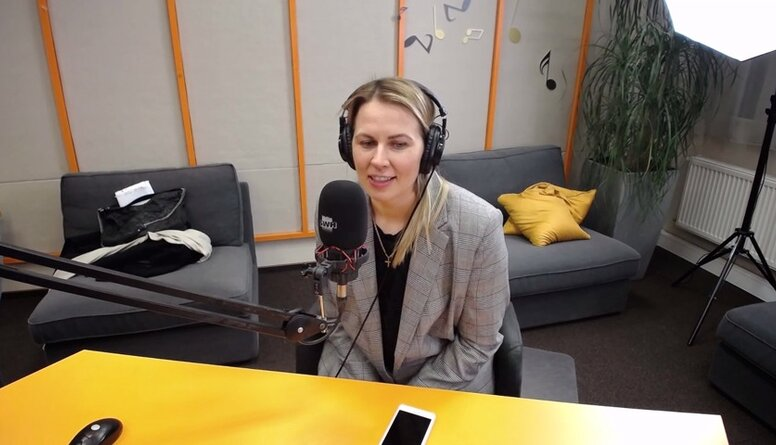VAKARA SPORTA STUNDA: Studijā Anete Jēkabsone-Žogota & Artūrs Štālbergs