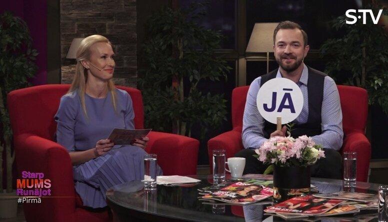 Kā Kristaps Rasims ar sievu romantiskus mirkļus organizē