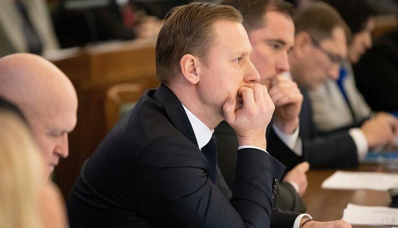 """""""KPV LV"""" duālā daba neietiekmēs turpmāko Saeimas darbu, pārliecināts Bondars"""