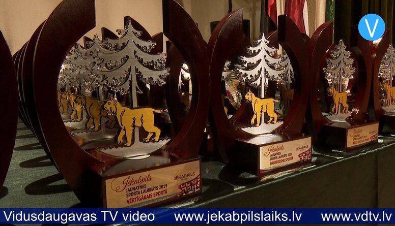 """24.01.2020 Jēkabpils """"Jaunatnes sporta laureāts"""""""