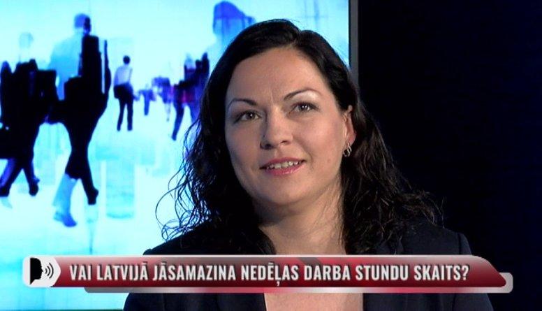 Vai Latvijā jāsamazina nedēļas darba stundu skaits?